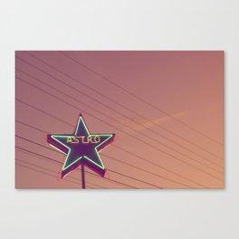 Astro 3 Canvas Print