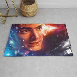 The Time Lord Victorious Rug
