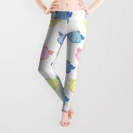 mermaid melody cute Leggings