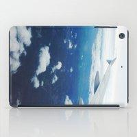 tom selleck iPad Cases featuring Major Tom by Pan Kelvin