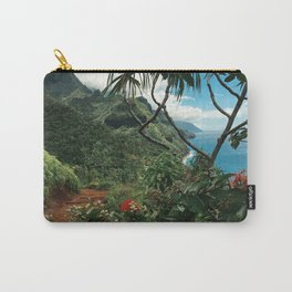 Kalalau Kauai Carry-All Pouch