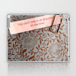 a good fortune Laptop & iPad Skin