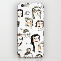 Ladies iPhone & iPod Skin