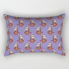 Jason Fox Rectangular Pillow