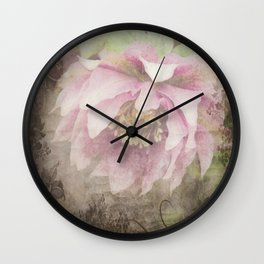 LOOK - Vintage Art by Jordan Blackstone Wall Clock