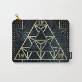 Sacred Geometry for your daily life - METATRON MATRIX Carry-All Pouch