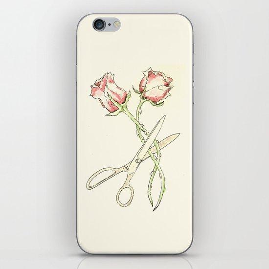 Scissor #13 iPhone Skin