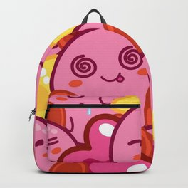 Kirby Pink Backpack