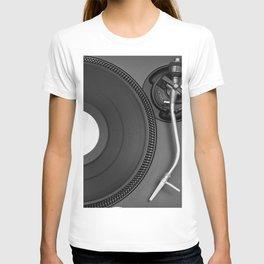 vinyl player T-shirt