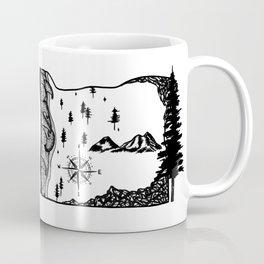Oregon Love Coffee Mug