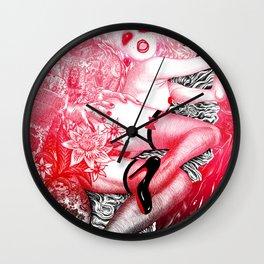 Spring Zest Wall Clock