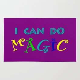 I can do magic Rug