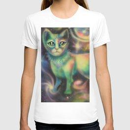 Cosmic Kitten T-shirt