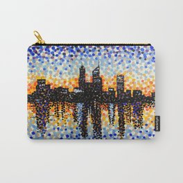 Perth City Sunrise Carry-All Pouch