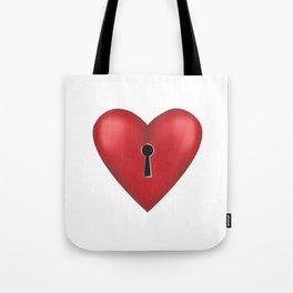 Unlock me Tote Bag
