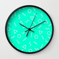denver Wall Clocks featuring Denver! (bis) by Will Wild