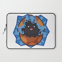 Hatching Tamagotchi (Brown) Laptop Sleeve