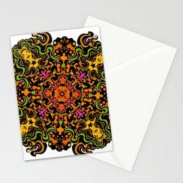Celestial Star Girl Color Version Stationery Cards