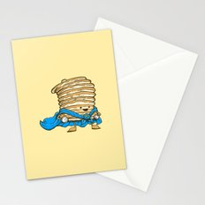 Captain Pancake Stationery Cards