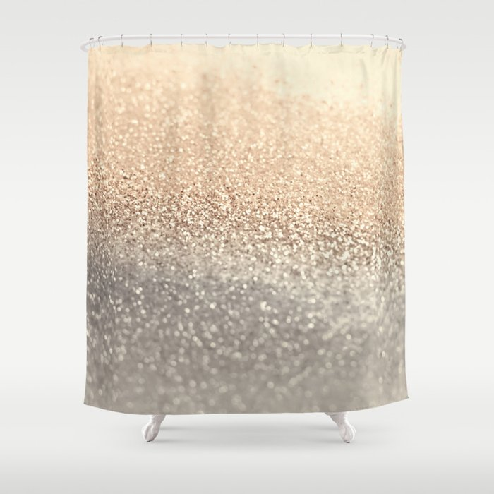 GOLD GOLD GOLD Shower Curtain