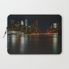 New York Lights IV Laptop Sleeve