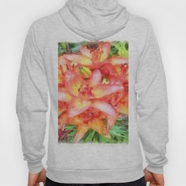 Helen's Lilies Watercolor Hoody