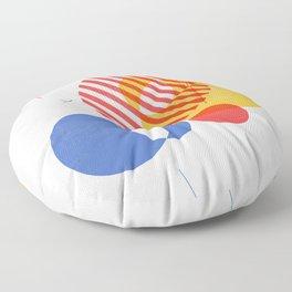 Commander II Floor Pillow