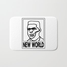 NewWorld part III Bath Mat
