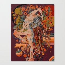 Sweet Fever Canvas Print