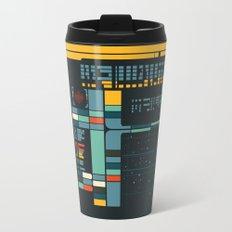 Control Interface Travel Mug