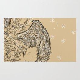 Winter Goddess Rug