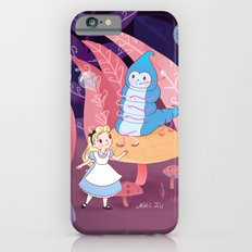 Alice In Wonderland and The Caterpillar Slim Case iPhone 6s