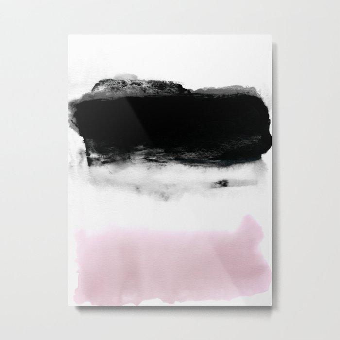 Memory/Feeling Metal Print