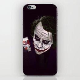 Wanna Play? iPhone Skin