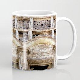 Worn Down Coffee Mug