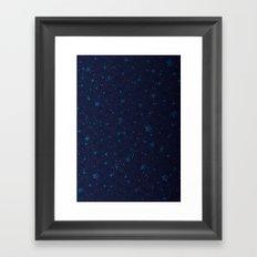 Cosmic Tantra Framed Art Print