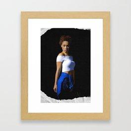 Untitled (2016) Framed Art Print