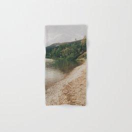Lapland Lake Hand & Bath Towel
