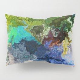 Vibrant Marble Texture no46 Pillow Sham
