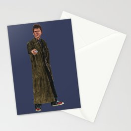 10th Doctor 2 Stationery Cards