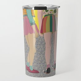 The Girlfriends Travel Mug