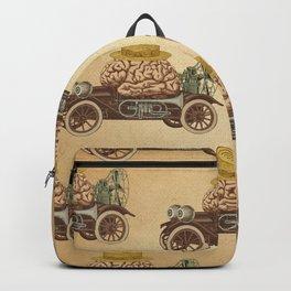 Intelligent Car Backpack