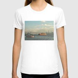 Coast Guard & Staten Ferry T-shirt