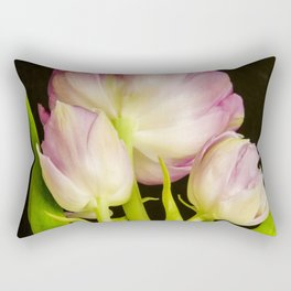 Angelique Tulips Rectangular Pillow