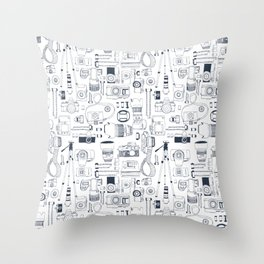 Say Cheese 04 Throw Pillow