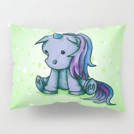 Itty Bitty Unicorn Pillow Sham