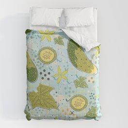 Cucumbers Comforters