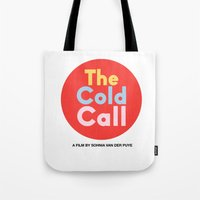 logo Tote Bags featuring Logo by coldcallfilm