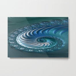 Cultured Intuition 6 Metal Print