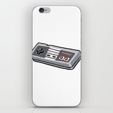 NES controller iPhone & iPod Skin